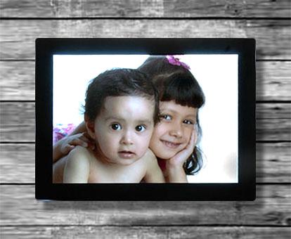 Backlit LED Frame India, Custom LED Frame, Personalised LED Frame online