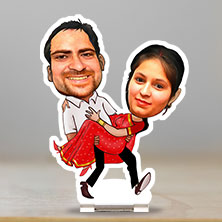Caricature Couple