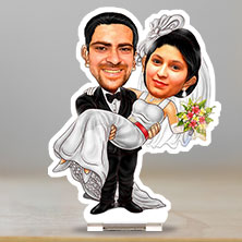 Caricature Wedding