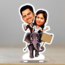 Caricature Elephant