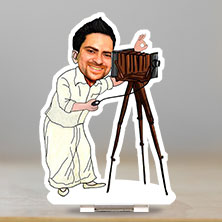 Caricature Photographer
