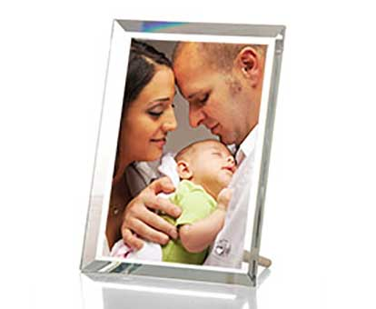 Crystal Glass Frame