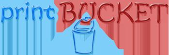 PrintBucket Logo