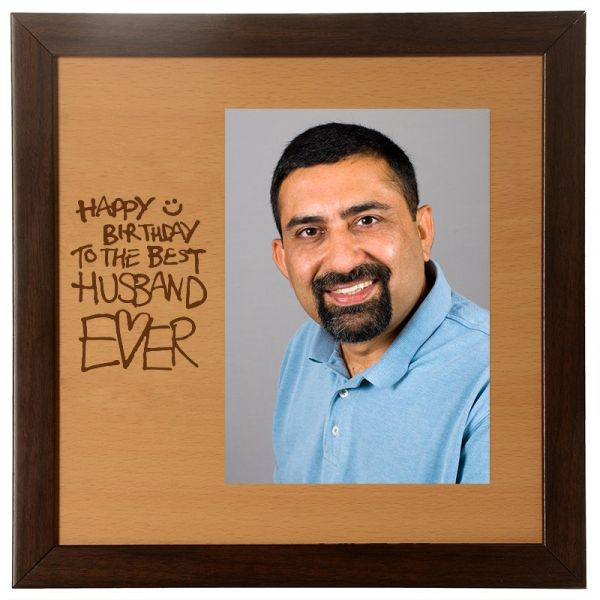 Photo Frame Best Husband